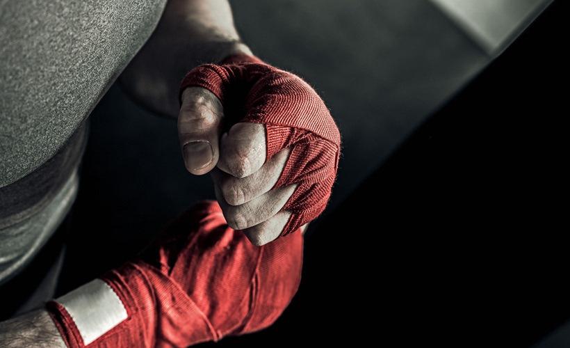 headbangers boxing gym image